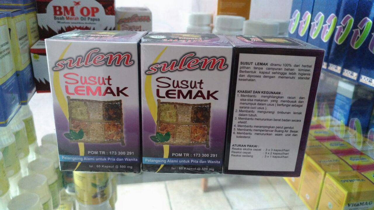 testimoni susut lemak herbal