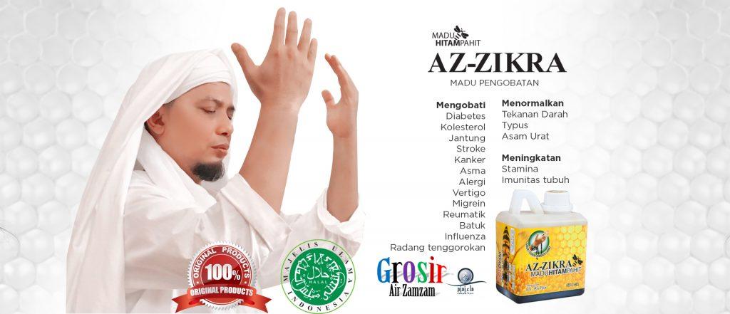 harga terbaru madu azzikra asli di KWANYAR KAB. BANGKALAN JAWA TIMUR Indonesia