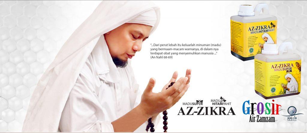 supplier madu az zikra ustad arifin ilham harga terbaru madu azzikra asli di KAKULUK MESAK KAB. BELU NTT Indonesia